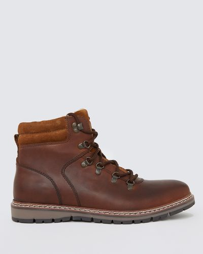 Paul Costelloe Living Leather Hiker Boot