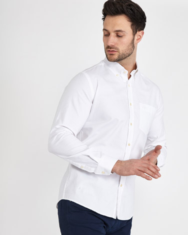 Paul Costelloe Living Slim Fit Oxford Shirt