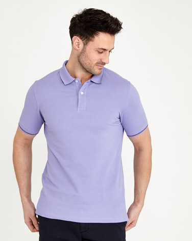 Paul Costelloe Living Slim-Fit Stretch Polo