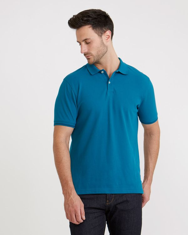 Paul Costelloe Living Slim Fit Stretch Polo