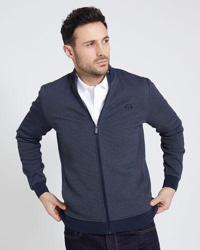 Paul Costelloe Living Zip Through Sweatshirt