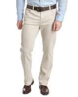 stone Paul Costelloe Living Garment Dyed Denim Trousers