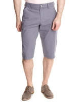 grey Paul Costelloe Living Long Shorts
