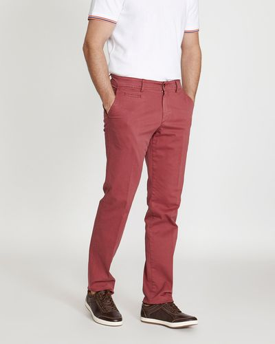 Paul Costelloe Living Stretch Lightweight Chinos (Made in Spain)