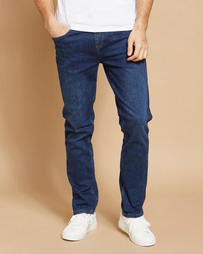 Paul Costelloe Living Mid Wash Denim Jeans thumbnail