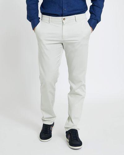 Paul Costelloe Living Stone Light Chino Trousers