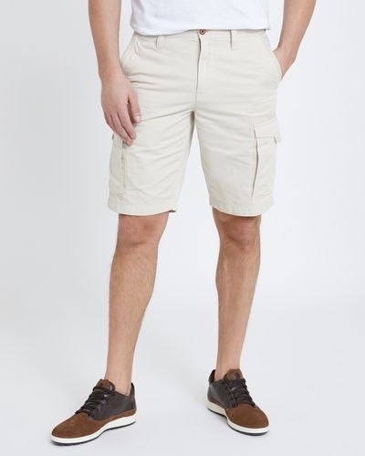 Paul Costelloe Living Stone Cargo Shorts