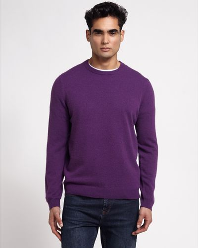Paul Costelloe Living Cashmere Crew Neck Jumper thumbnail