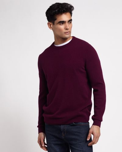 Paul Costelloe Living Cashmere Crew Neck Jumper