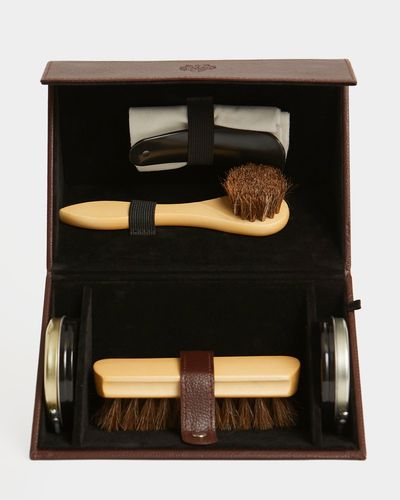 Paul Costelloe Living Shoe Shine Kit