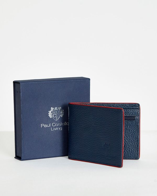 Paul Costelloe Living Navy Boxed Wallet
