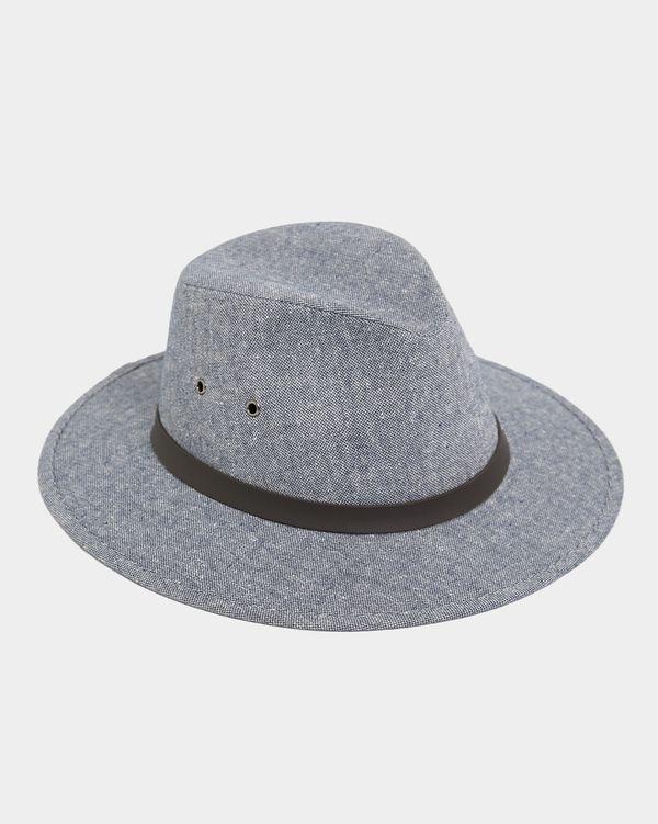 Paul Costelloe Living Linen Mix Ambassador Hat