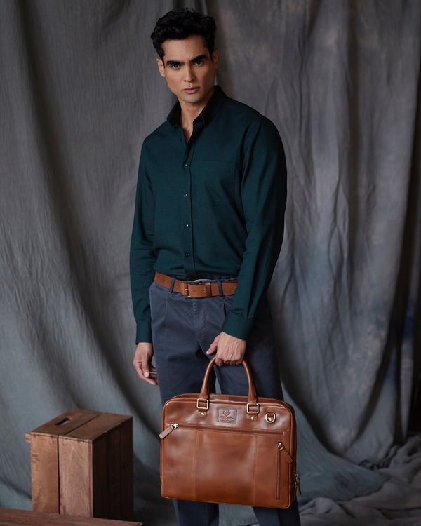 Paul Costelloe Living Leather City Briefcase