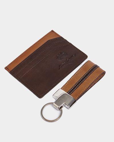 Paul Costelloe Living Card Holder And Key Fob Set thumbnail