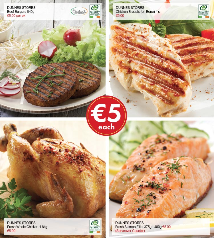 Dunnes Stores offers