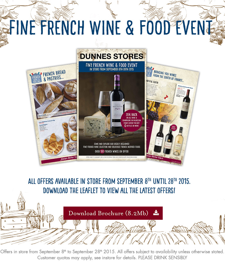 French Wine & Food Event