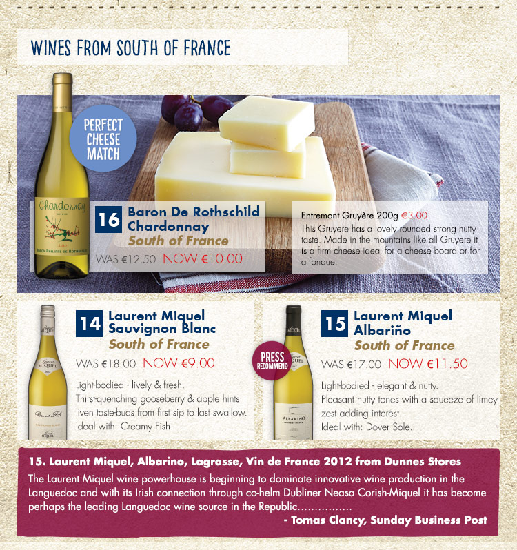 French Food and Wine Sale