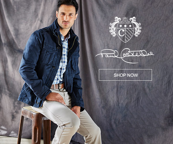 Paul Costelloe Living Men